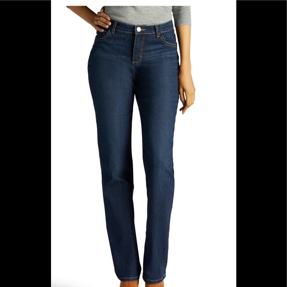 Lee Denim - Lee Classic Riders, mom jeans size 30